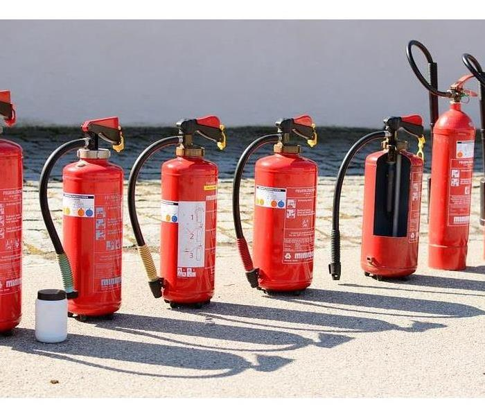 Fire Damage The Benefits of Portable Fire Extinguishers